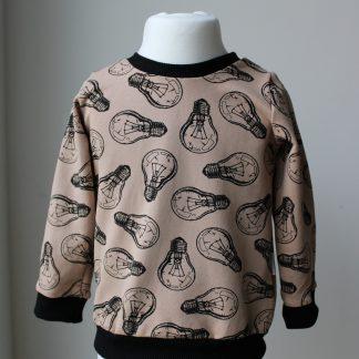 bluza w żarówki