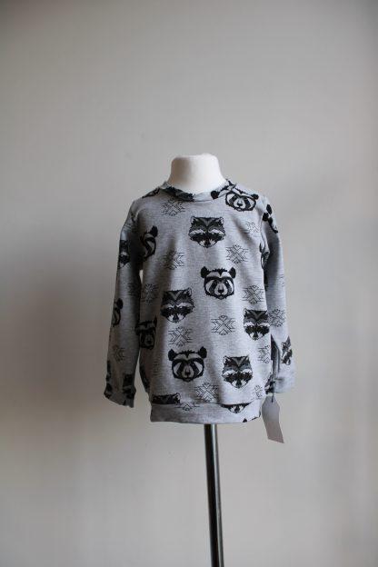bluza w szopy